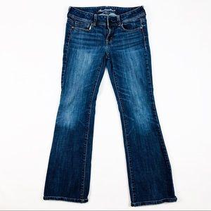 Women's American Eagle Original Boot Jeans